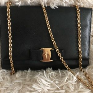 AUTHENTIC FERRAGAMO crossbody bag